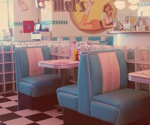 vintage, pink, and retro image