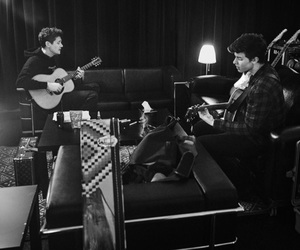 john mayer and shawn mendes image