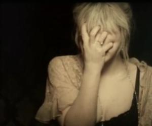 Courtney Love, holy shit, and hole image