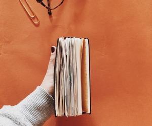 orange and journal image