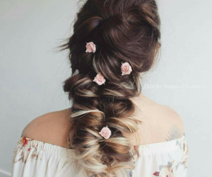 bride hairstyle image