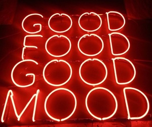 food, good, and mood image