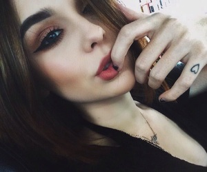 makeup, acacia brinley, and beauty image