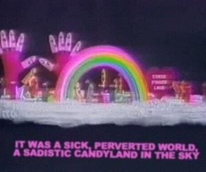 grunge, sick, and candyland image