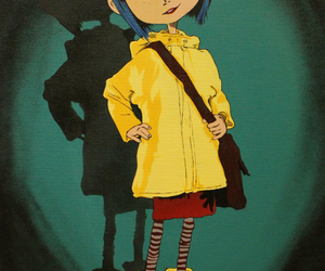 coraline, movie, and doll image