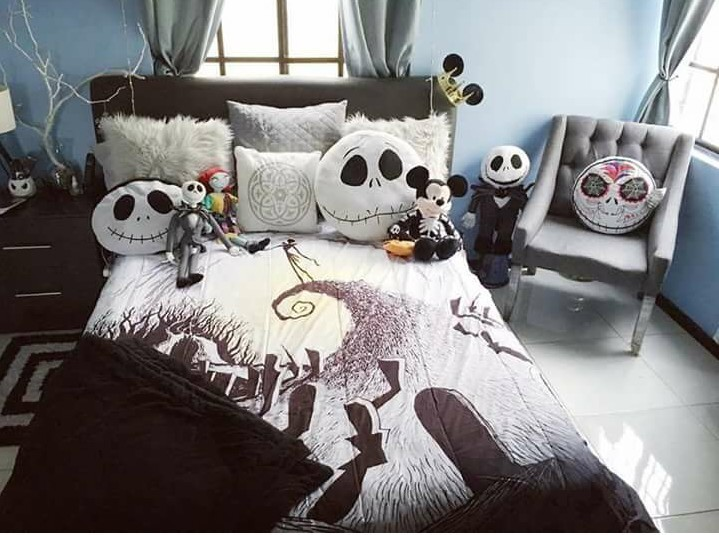 Nightmare Before Christmas Bedroom.The Nightmare Before Christmas Bedroom On We Heart It