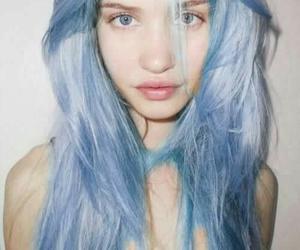 blue, photo, and pretty image