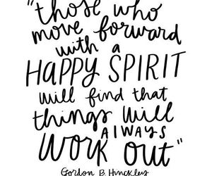 quotes, happy, and forward image