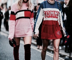 fashion, tommy, and model image