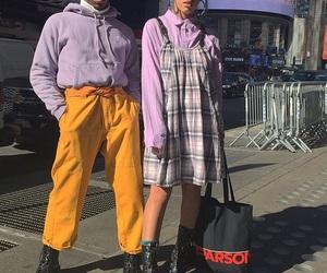 clothing, fashion, and street style image