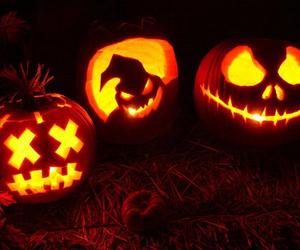 Halloween, pumpkin, and jack image