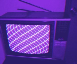 tv, grunge, and aesthetic image