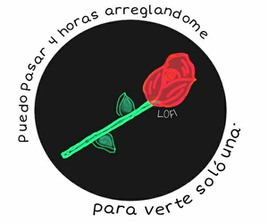 amor, frases, and imagenes image