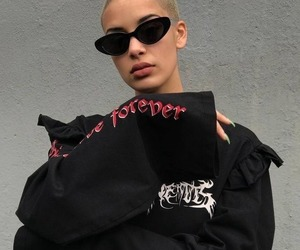 dope, fashion, and model image