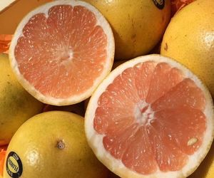 fruit, grapefruit, and photography image