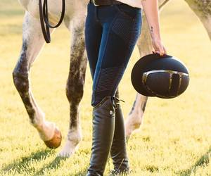 country living, equestrian, and horses image