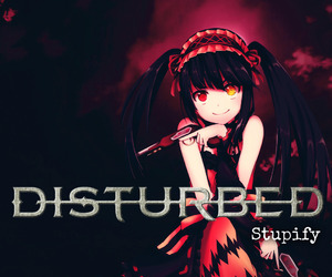 anime, disturbed, and yandere image