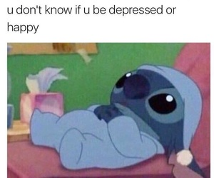 funny, stitch, and meme image