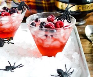 autumn, Cocktails, and fall image