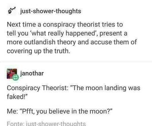 comedy, conspiracy, and funny image
