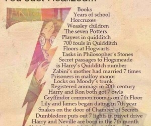 potter, horcruxes, and weasley image