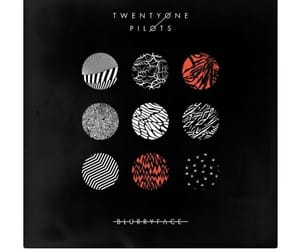 the judge, blurryface, and twenty one pilots image