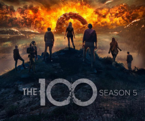 the hundred, the 100, and clark griffin image