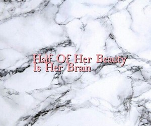 beauty, marble, and pink image
