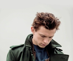 tom holland, boy, and peter parker image