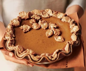 desserts, food photography, and Pumpkin Pie image