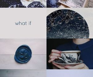 blue, books, and girl image