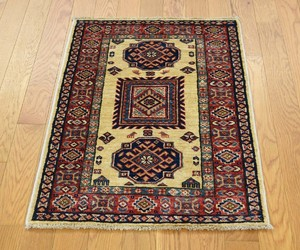 wool rugs, handmade rugs, and handknotted image