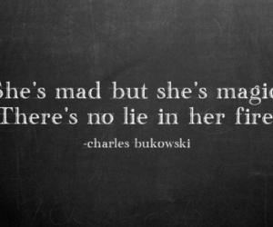 Bukowski, love, and magic image