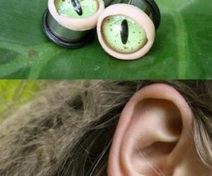 earring and funny image