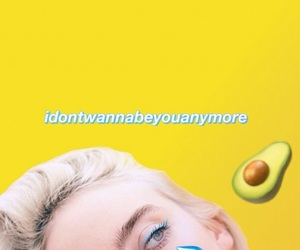 aesthetic, avocado, and billie image