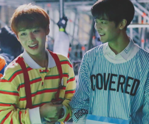 jihoon, jinyoung, and wanna one image