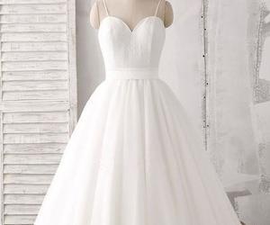 prom dress, evening dress, and wedding dresses image
