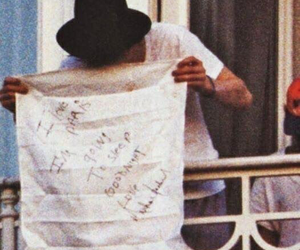 Dream, fans, and king of pop image