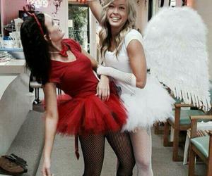 diablo, girls, and ángel image