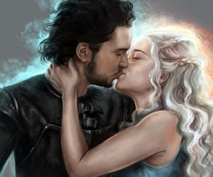 jon snow, got, and game of thrones image