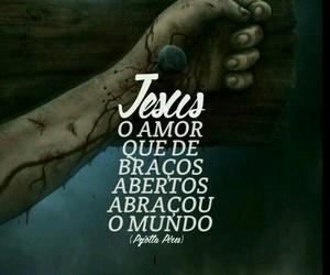 cruz, braços, and citação image