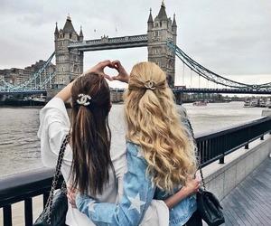 bridge and heart image
