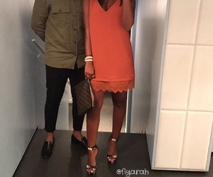 clothes, couple, and Nude image