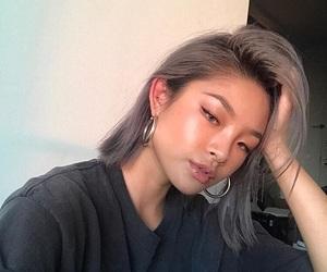 asian, korea, and girl image