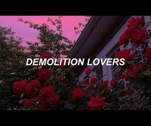 aesthetic, alternative, and demolition lovers image