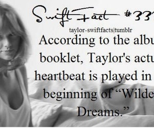 Taylor Swift, 1989, and fact image