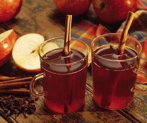 autumn, apple, and Cinnamon image