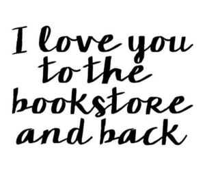 books, bookstore, and funny image