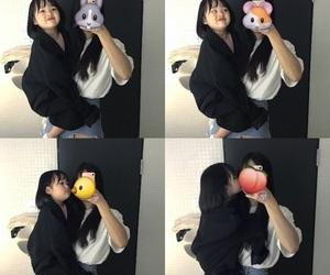 baby, korean, and yuli image