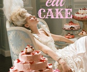 aesthetic, cake, and marie antoinette image